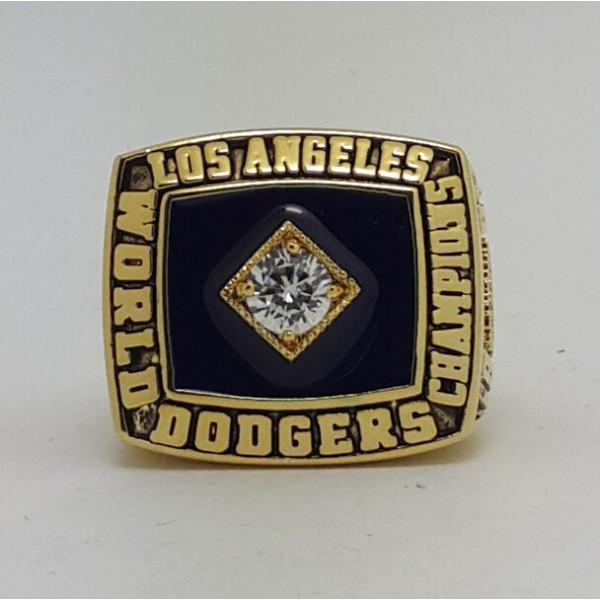 1981 Los Angeles Dodgers World Series Ring - Premium Series - foxfans.myshopify.com