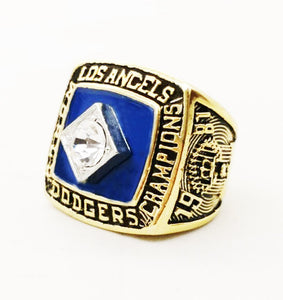 1981 Los Angeles Dodgers World Series Championship Ring