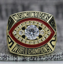 Load image into Gallery viewer, 1982 Washington Redskins Super Bowl Ring - Premium Series - foxfans.myshopify.com
