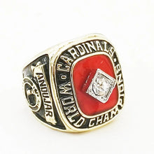 Load image into Gallery viewer, 1982 St. Louis Cardinals World Series Championship Ring - foxfans.myshopify.com