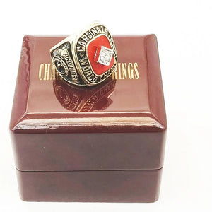 1982 St. Louis Cardinals World Series Championship Ring