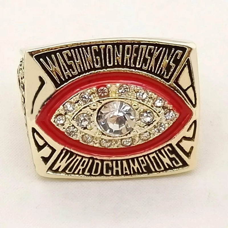 1982 Washington Redskins Super Bowl Championship Ring - foxfans.myshopify.com