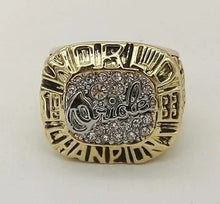 Load image into Gallery viewer, 1983 Baltimore Orioles World Series Championship Ring