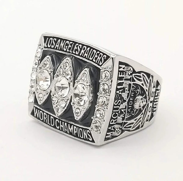 1983 Oakland Raiders Super Bowl Championship Ring - foxfans.myshopify.com