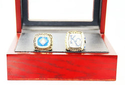 1985/2015 Kansas City Royals World Series Championship Rings Sets - foxfans.myshopify.com
