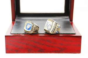 1985/2015 Kansas City Royals World Series Championship Rings Sets