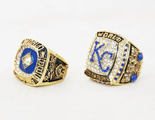 Load image into Gallery viewer, 2015 Kansas City Royals World Serie Championship ring
