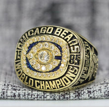 Load image into Gallery viewer, 1985 Chicago Bears Super Bowl Ring - Premium Series