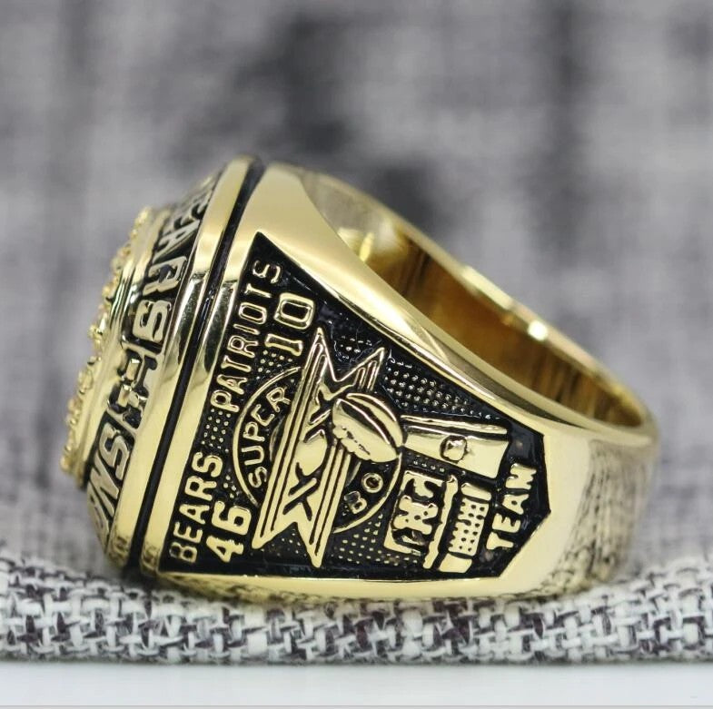 1985 Chicago Bears Super Bowl Ring - Premium Series - foxfans.myshopify.com