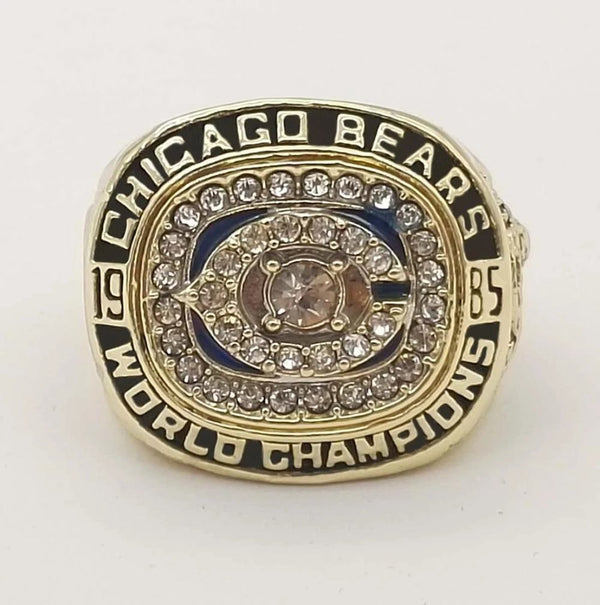 1985 Chicago Bears Super Bowl Championship Ring - foxfans.myshopify.com