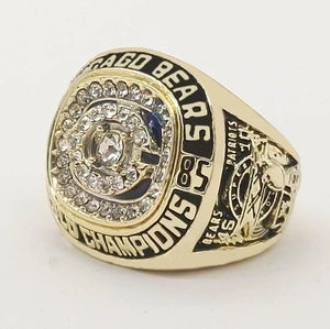 1985 Chicago Bears Super Bowl Championship Ring