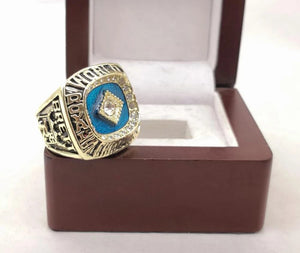 1985 Kansas City Royals World Series Championship Ring