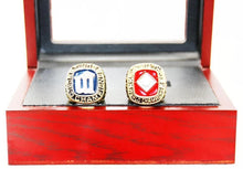 Load image into Gallery viewer, 1987 Minesota Twins World Series Championship Ring