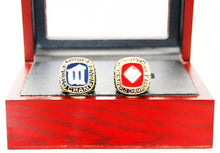 Load image into Gallery viewer, 1987/1991 Minnesota Twins World Series Championship Rings Sets