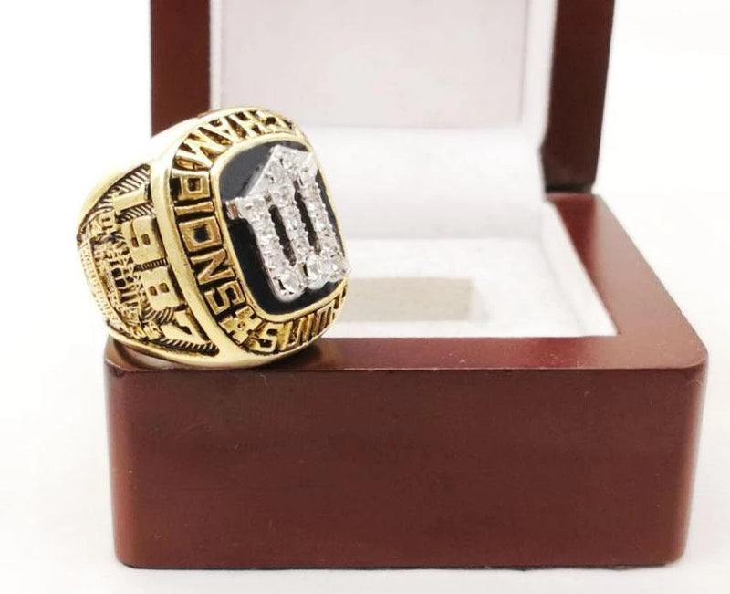 1987 Minesota Twins World Series Championship Ring - foxfans.myshopify.com