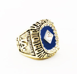 1988 Los Angeles Dodgers World Series Championship Ring