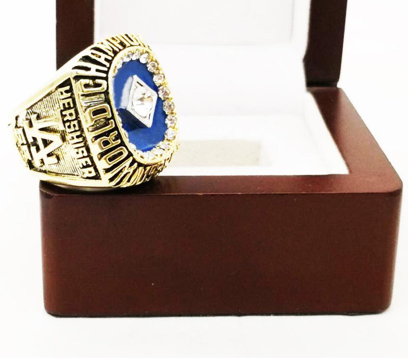 1988 Los Angeles Dodgers World Series Championship Ring - foxfans.myshopify.com
