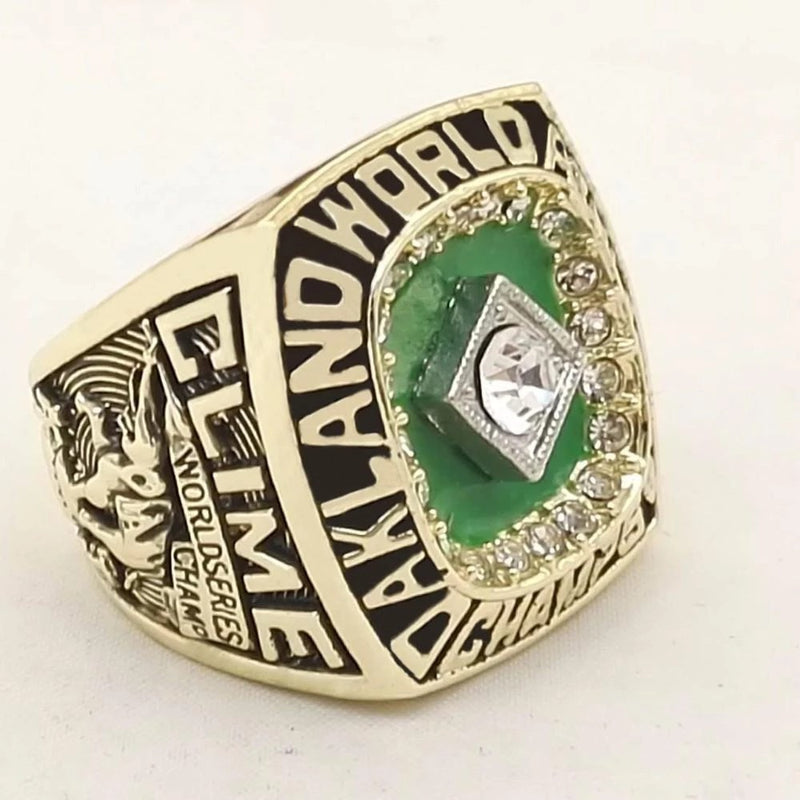 1989 Oakland Athletics World Series Championship Ring - foxfans.myshopify.com
