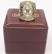 Load image into Gallery viewer, 1989 San Francisco 49ers Super Bowl Championship Ring