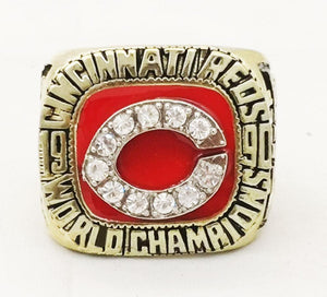1990 Cincinnati Reds World Series Championship Ring
