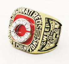 Load image into Gallery viewer, 1990 Cincinnati Reds World Series Championship Ring