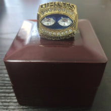 Load image into Gallery viewer, 1990 New York Giants Super Bowl Championship Ring