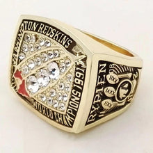 Load image into Gallery viewer, 1991 Washington Redskins Super Bowl Championship Ring - foxfans.myshopify.com