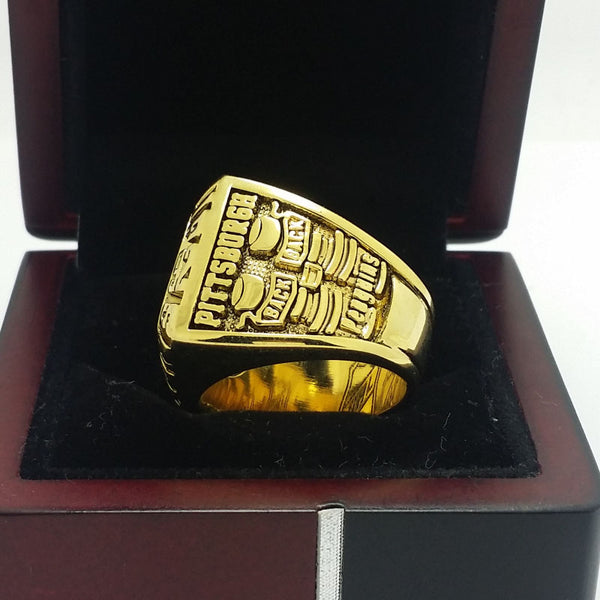 1992 Pittsburgh Penguins Stanley Cup Ring - Premium Series