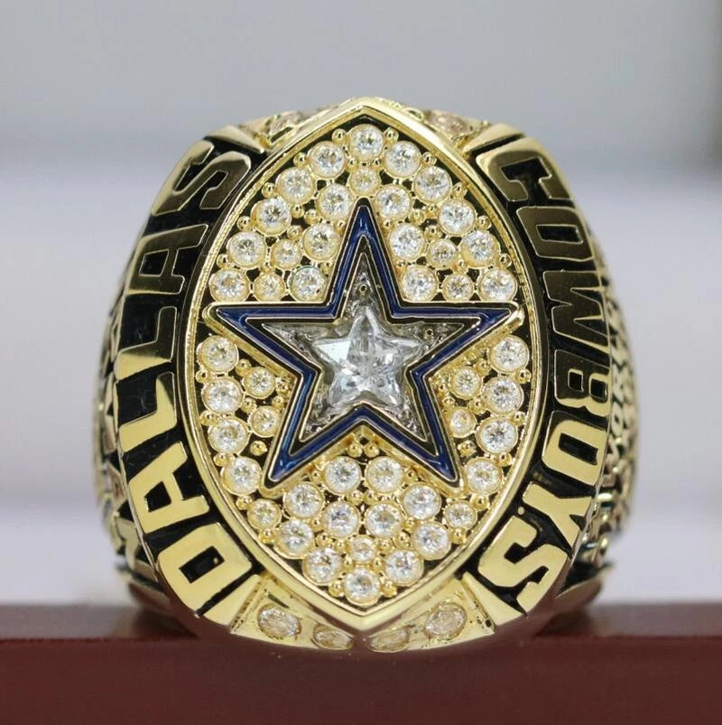 1992 Dallas Cowboys Super Bowl Ring - Premium Series - foxfans.myshopify.com