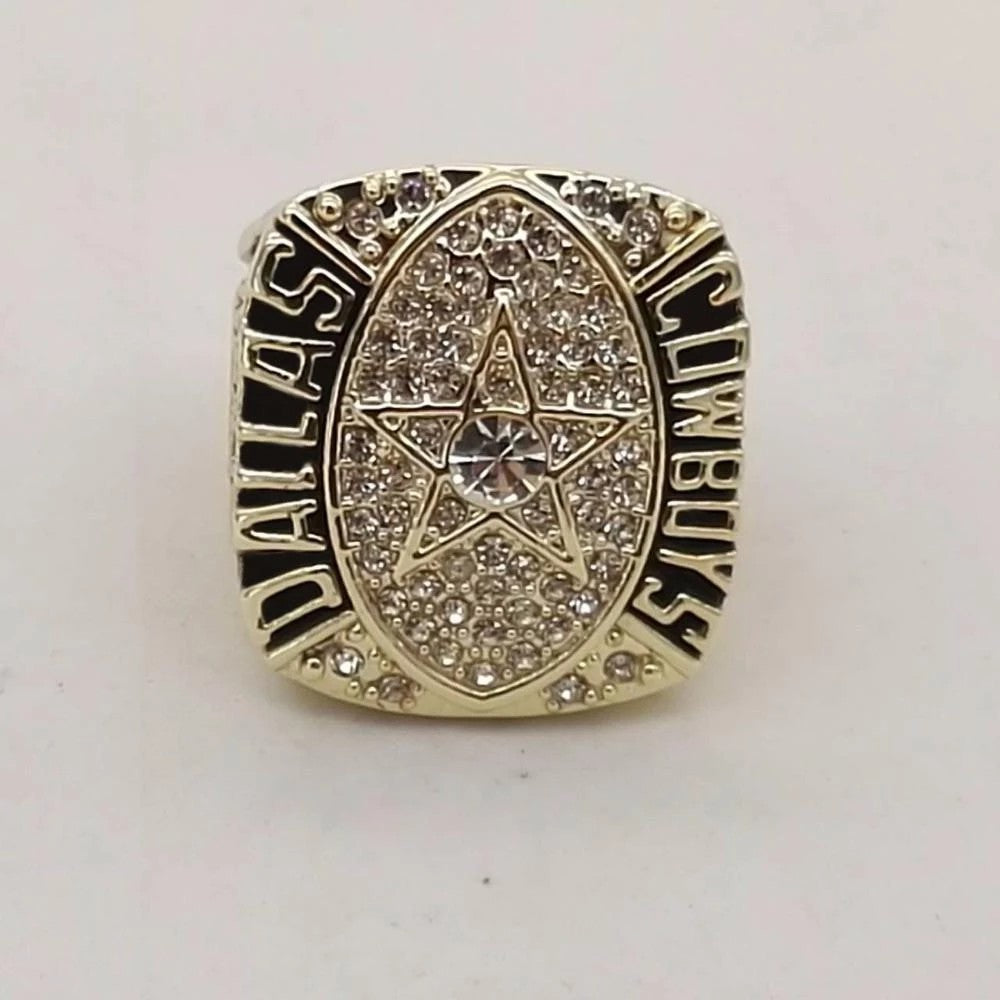 1992 Dallas Cowboys Super Bowl Championship Ring - foxfans.myshopify.com