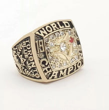 Load image into Gallery viewer, 1992 Toronto Blue Jays World Series Championship Ring