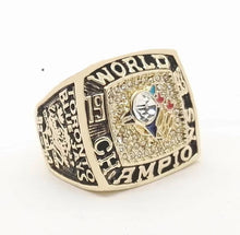Load image into Gallery viewer, 1993 Toronto Blue Jays World Series Championship Ring