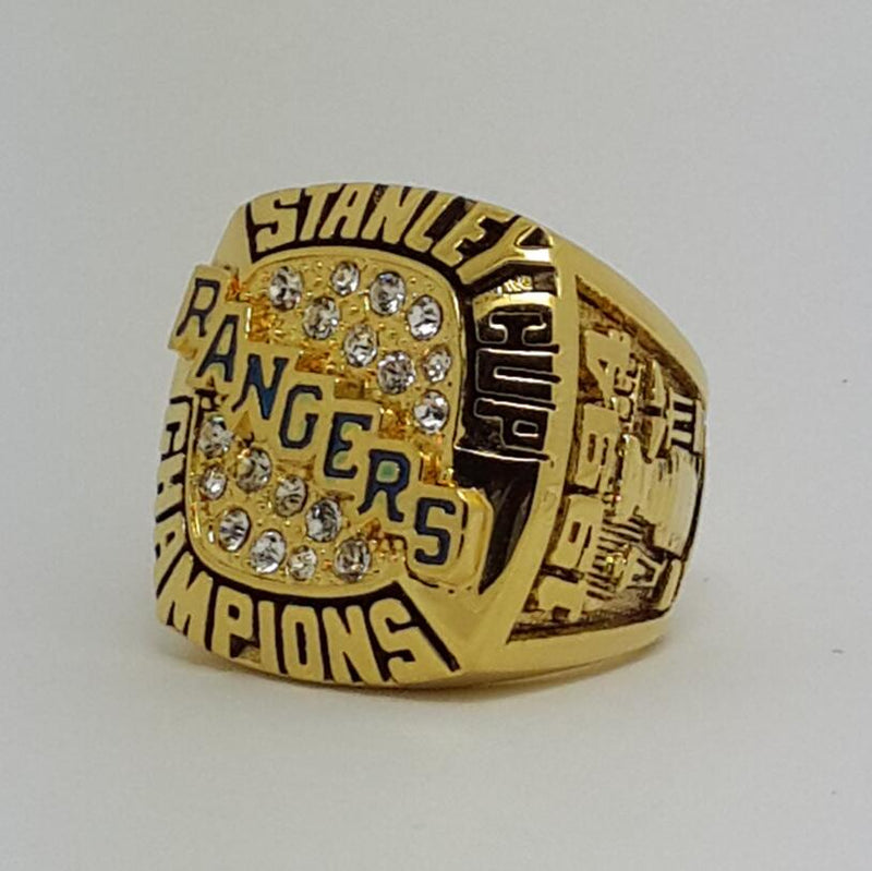 1994 New York Rangers Stanley Cup Ring - Premium Series