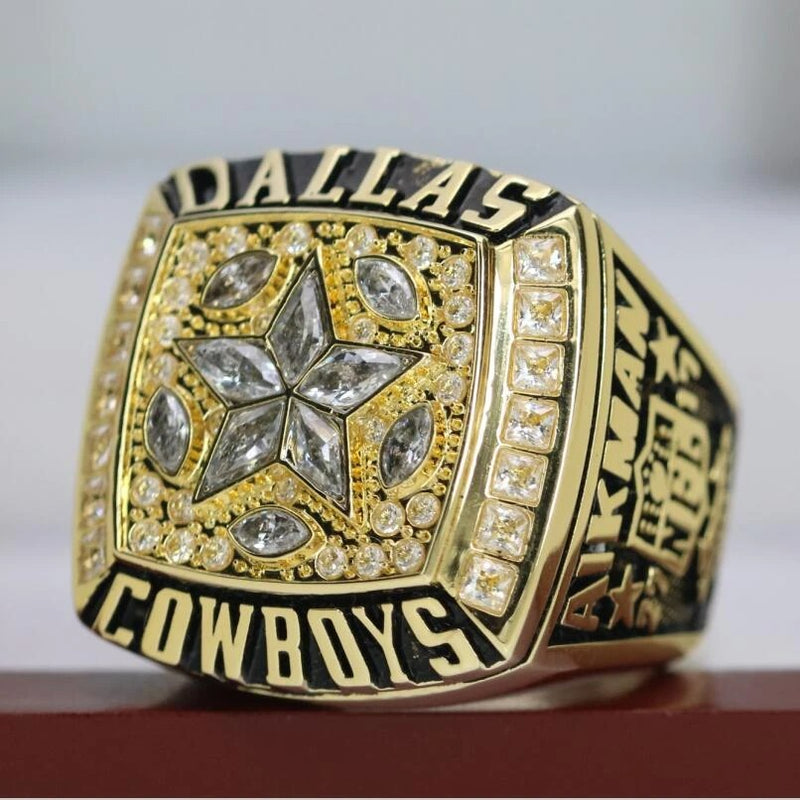 1995 Dallas Cowboys Super Bowl Ring - Premium Series - foxfans.myshopify.com