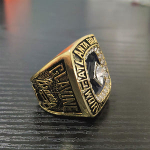 1995 Atlanta Braves Champion Series Ring