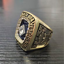 Load image into Gallery viewer, 1995 Atlanta Braves Champion Series Ring