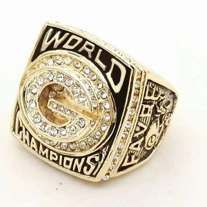 1996 Green Bay Packers Super Bowl Championship Ring