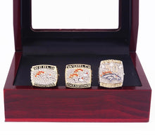 Load image into Gallery viewer, 1998 Denver Broncos Super Bowl Championship Ring - foxfans.myshopify.com