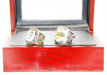 Load image into Gallery viewer, 1997/2003 Florida Marlins World Series Championship Ring Sets