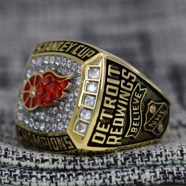 1998 Detroit Red Wings Stanley Cup Ring - Premium Series