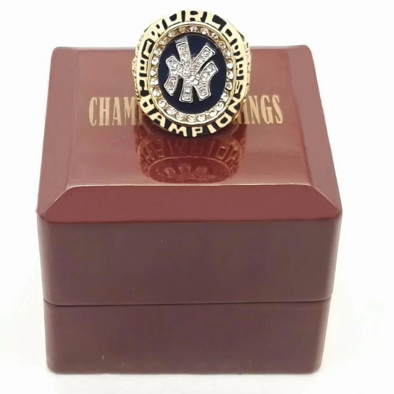 1998 New York Yankees World Series Championship Ring - foxfans.myshopify.com