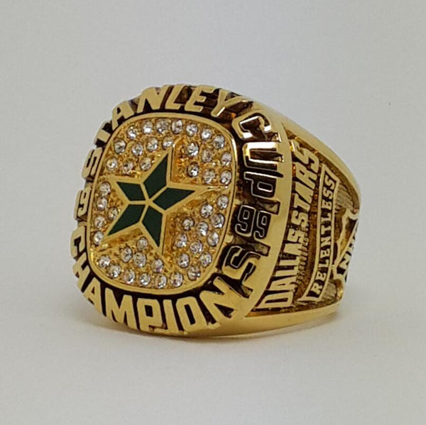 1999 Dallas Stars Stanley Cup Ring - Premium Series