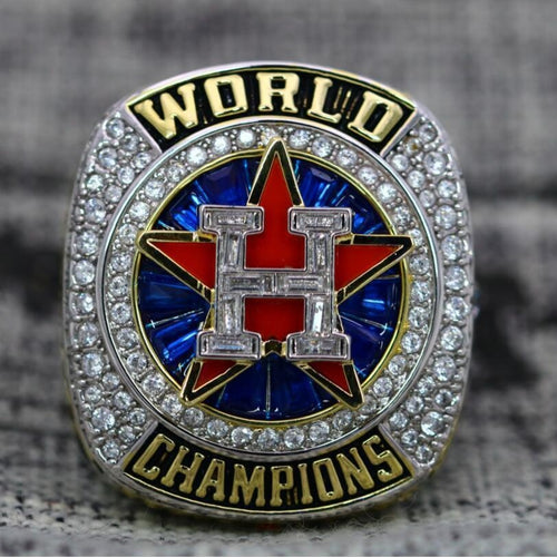 2017 Houston Astros World Series Ring - Premium Series