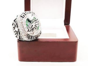 2018 Philadelphia Eagles Super Bowl Championship Ring - foxfans.myshopify.com