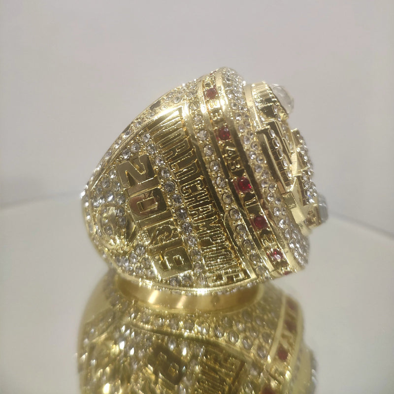 2019 Toronto Raptors Basketball NBA Championship Ring for Sale - foxfans.myshopify.com