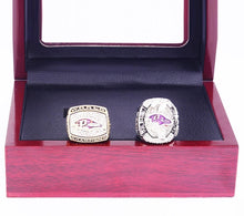 Load image into Gallery viewer, 2000.2012 Baltimore Ravens Super Bowl Championship Rings Set