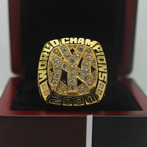 2000 New York Yankees World Series Ring - Premium Series