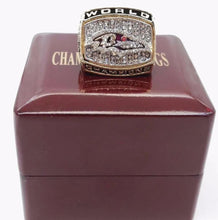Load image into Gallery viewer, 2000 Baltimore Ravens Super Bowl Championship Ring