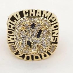 2000 New York Yankees World Series Championship Ring - foxfans.myshopify.com