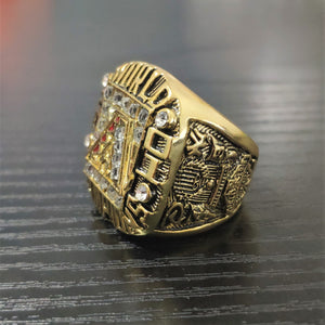 2001 Arizona Diamondbacks World series Rings